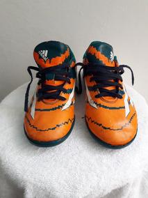 b3c8f0528 Zapatillas Botines adidas Messi Talle 34 Usado Mb. Estado