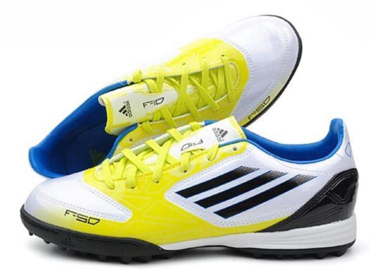 16e35551fe58f Zapatillas Botines Futbol adidas F10 Trx Tf. Talle 39 Arg. -   950 ...