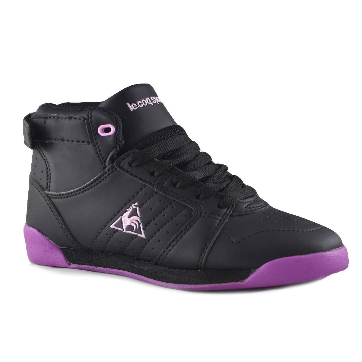 5c154f0d9 zapatillas botita le coq sportif orlando hi niñas. Cargando zoom.