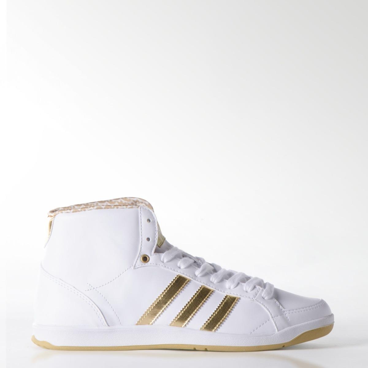zapatillas adidas botitas doradas