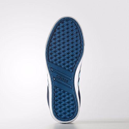 Zapatillas Adidas Neo Park St Azul Marinoblancorosa   abc