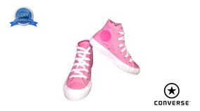 Zapatillas Botitas All Star Converse Nena 363143c