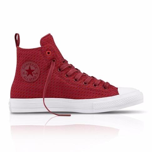 79cbb48379f61 Zapatillas Botitas Converse Chuck Taylor All Star 2 Rojo -   2.490 ...
