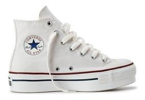 Mejorar disparar Cerebro  converse plataforma blancas linea roja - Tienda Online de Zapatos, Ropa y  Complementos de marca