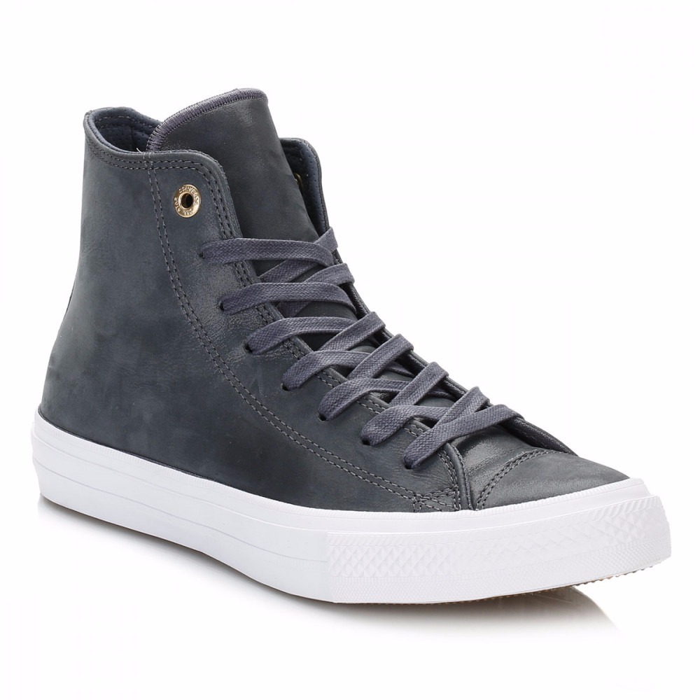 2 Zapatillas All Converse Cuero Taylor Chuck Star Botitas TF1KJ3cul