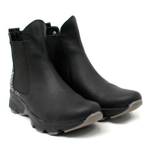 1e2bf752 Zapatillas Botitas Cuero Botas Mujer - Qez - $ 800,00 en Mercado Libre