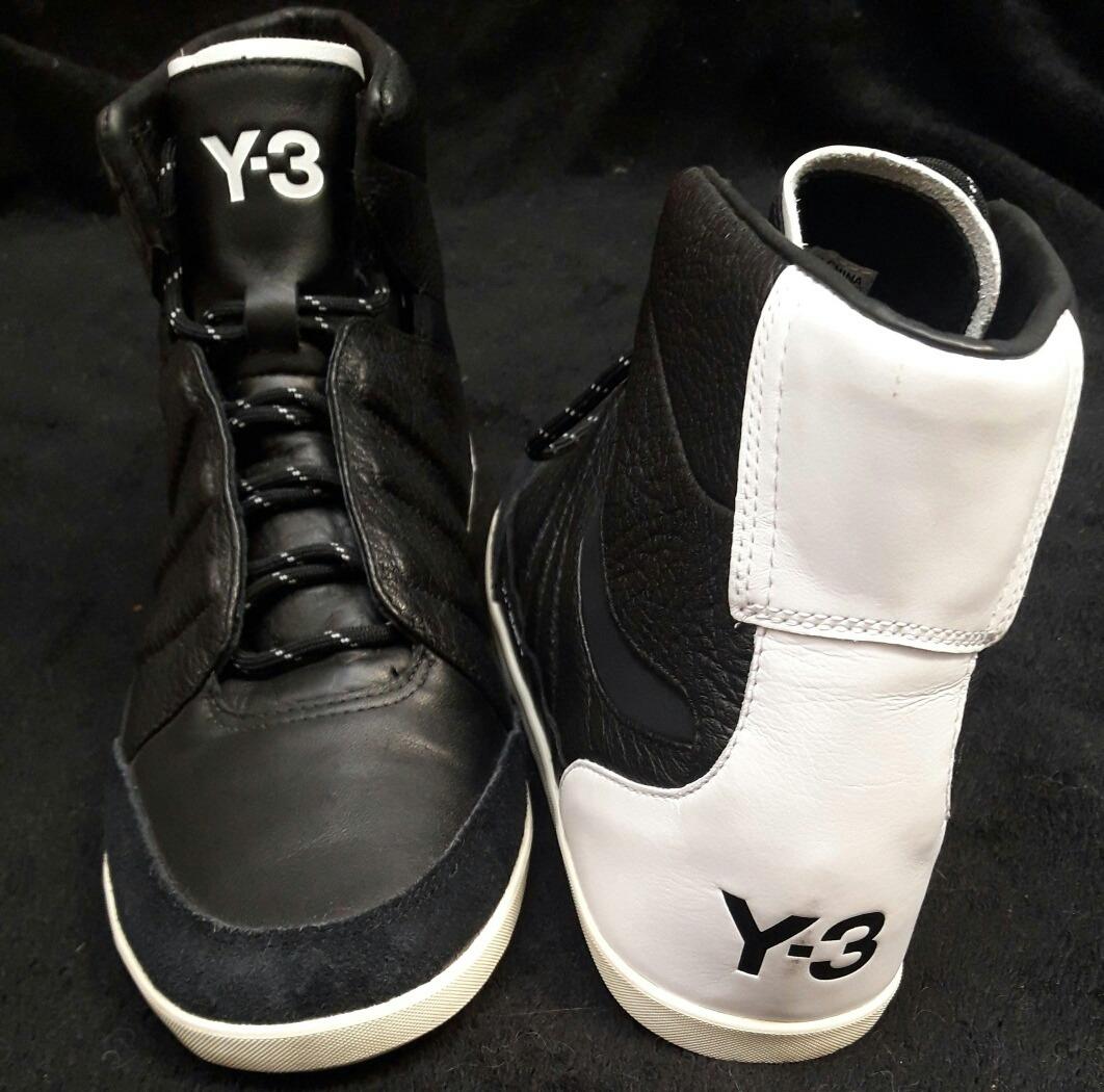 zapatillas botitas de cuero adidas y-3 talle 9us 27cm nvas. Cargando zoom. 432f022179a5d