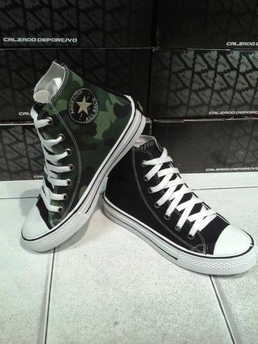 zapatillas botitas de lona negras baratas unisex
