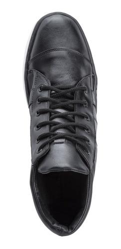 zapatillas botitas hombre moda eco cuero quality import usa