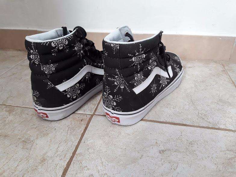 vans zapatillas botitas