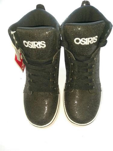 zapatillas botitas marca osiris
