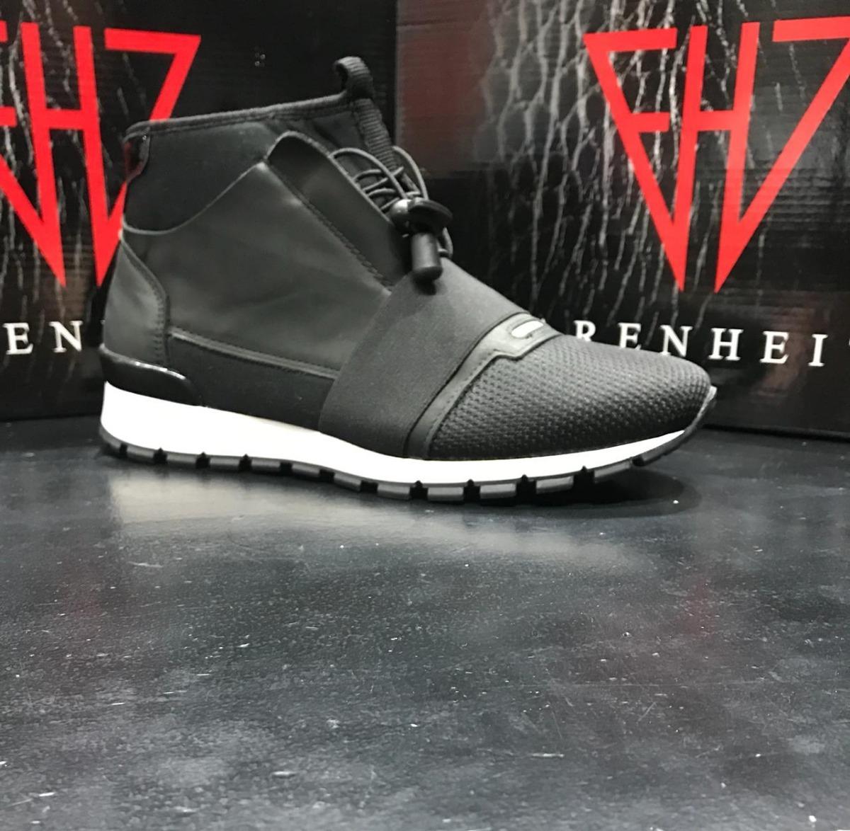 194503b304f zapatillas botitas negras con neoprene hombre farenheite. Cargando zoom.