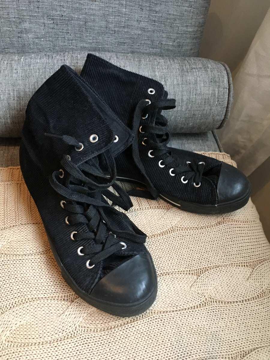 1c8a22caa5 zapatillas botitas negras tipo 39 mujer. Cargando zoom. c40f13eb50c08