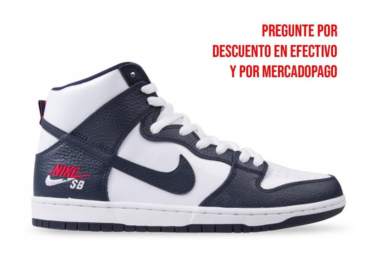 cb6e122646f6a Zapatillas Botitas Nike Sb Dunk High Pro Originales Jordan -   3.200 ...