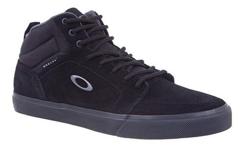 zapatillas botitas oakley hazard hombre originales