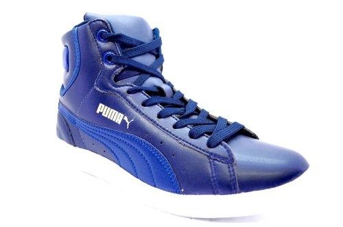 puma mujer azul zapatillas