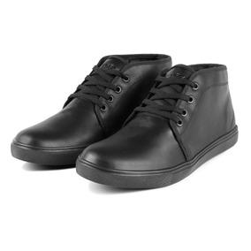 59cca0c1 Zapatillas Cuero Hombre - Zapatillas de Hombre Urbano en Mercado ...