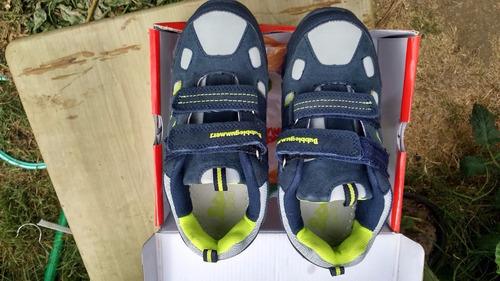 zapatillas buble gummers nro 33 niño nuevas