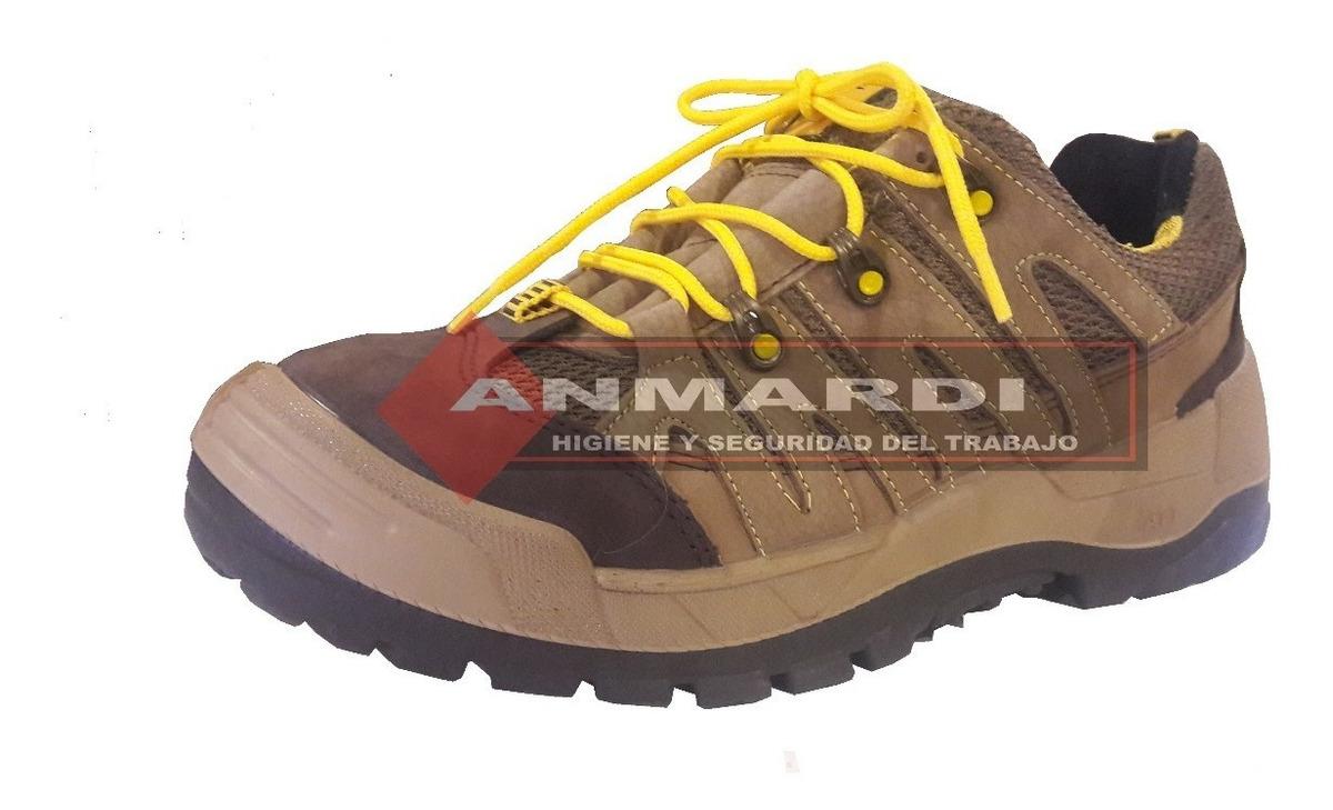 Zapatillas Calzado De Trabajo Buenos Aires Att Certificada