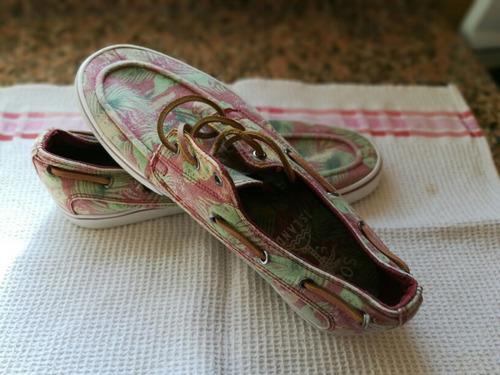 zapatillas cancheras super de onda. semi nueva