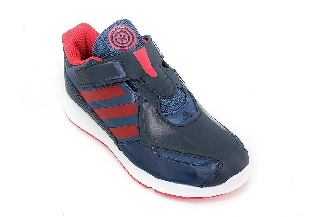 zapatillas adidas avengers niños