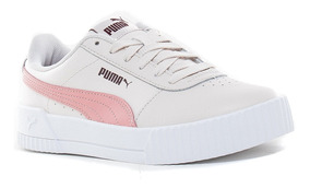 puma mujer blancas