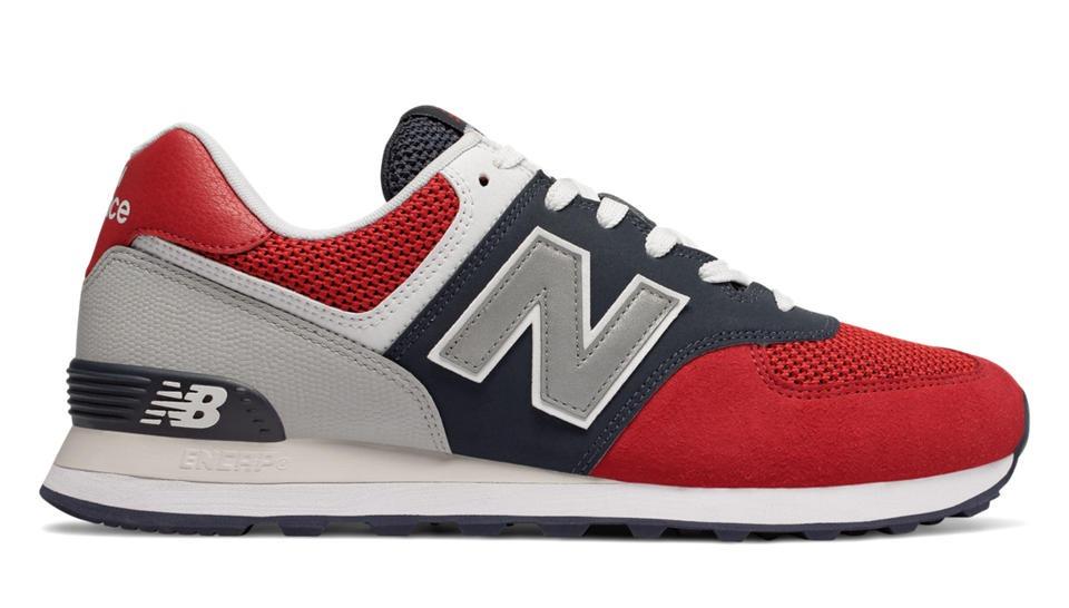 new balance hombres 574 zapatillas
