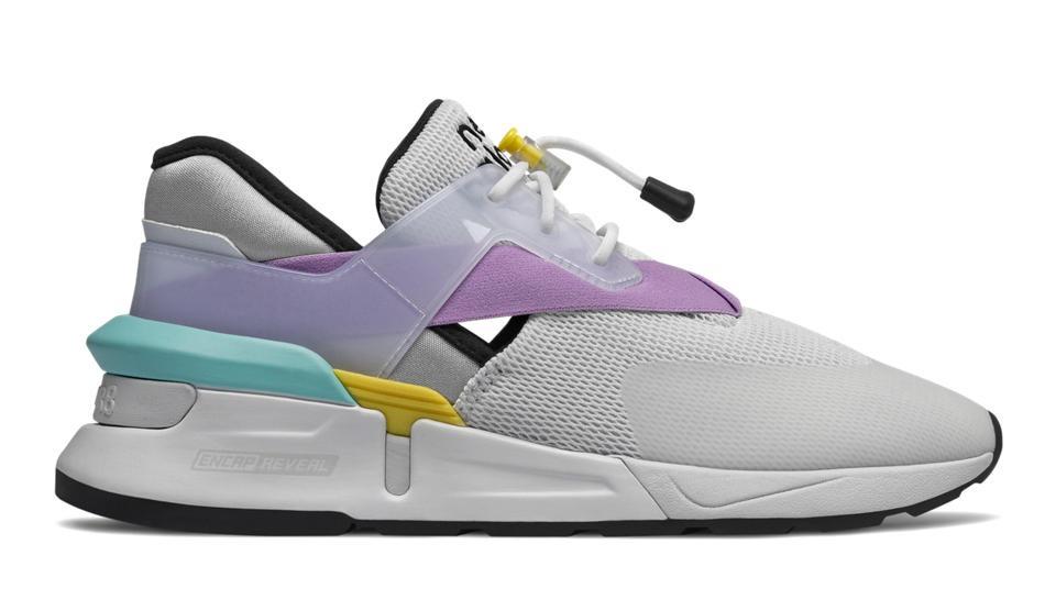 zapatillas casual de mujer 997 new balance