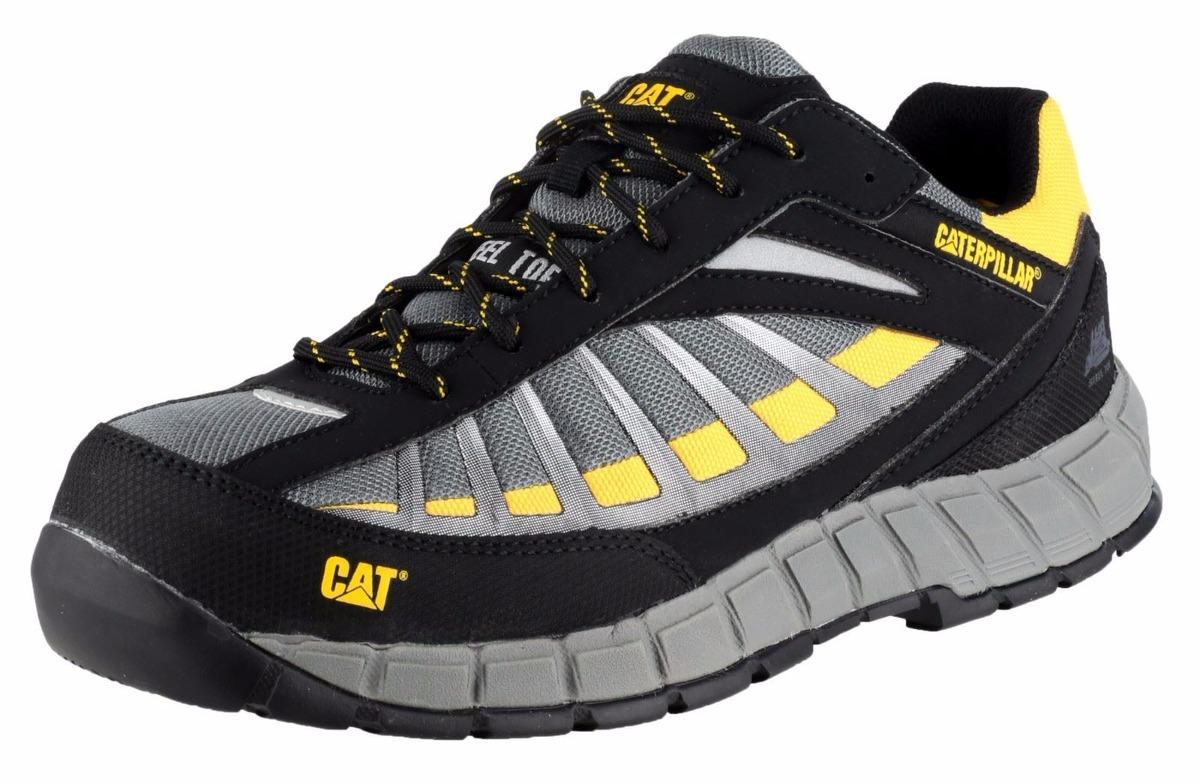 muy elogiado mejor valor Nueva York Zapatillas Caterpillar Industrial Punta De Acero