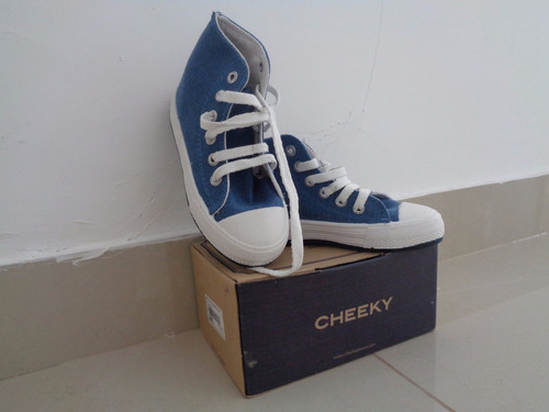 zapatillas cheeky unisex