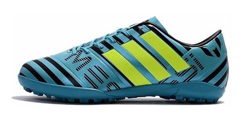 zapatillas / chimpunes / - adidas nemeziz 17.3 tf football