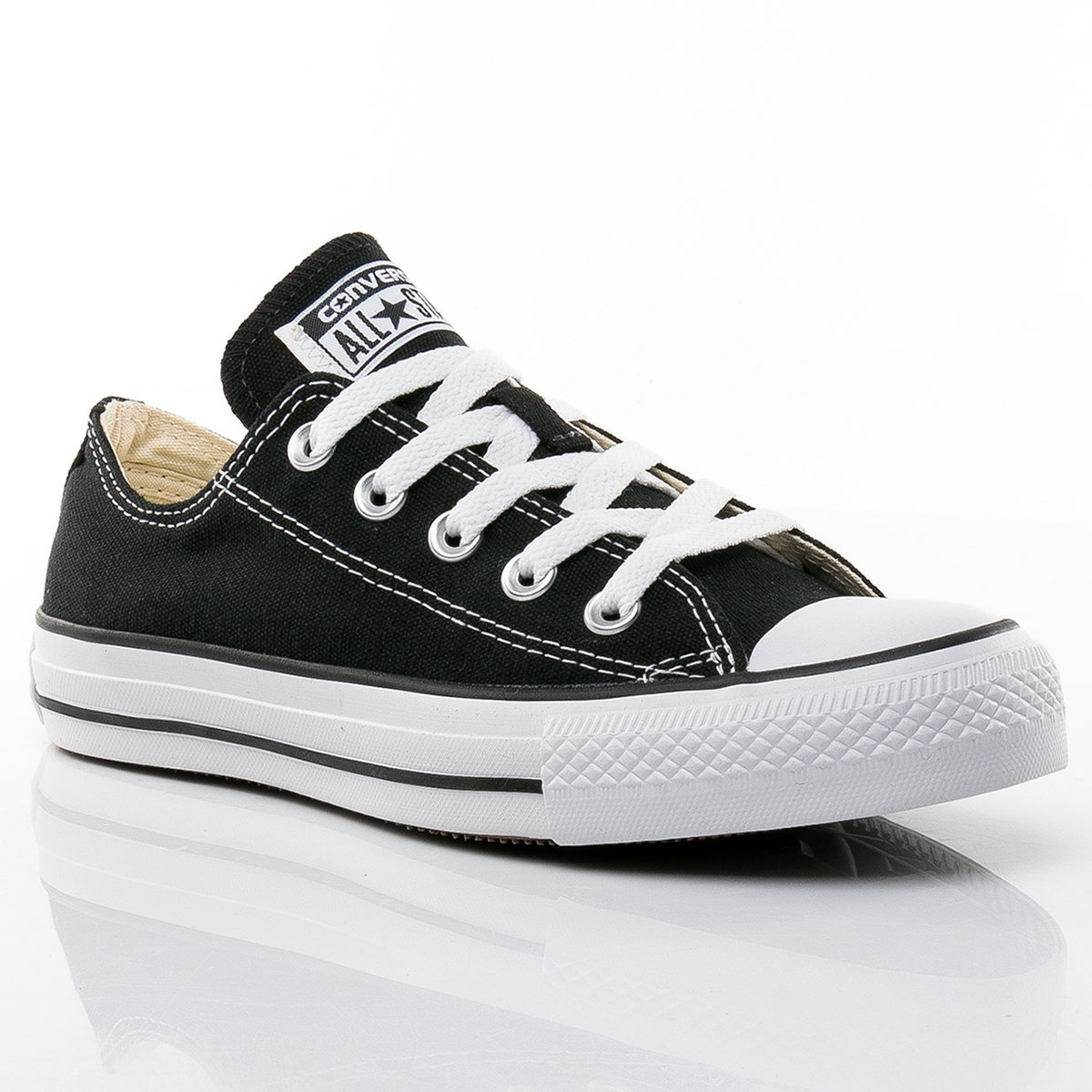 0a25e2e9861 ... free shipping zapatillas chuck taylor all star ox black converse sport  78 d6d00 87168