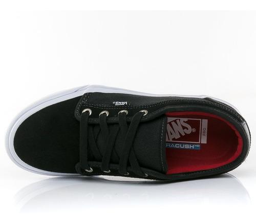 zapatillas chukka low black vans fluid tienda oficial