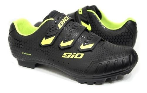 zapatillas ciclismo sio x3 montaña, ruta, spinning y bmx