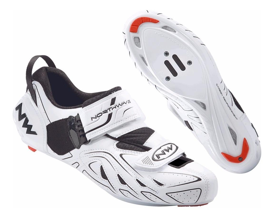 fotos oficiales 8295b ba1d8 Zapatillas Ciclismo Triatlon Northwave Nw Tri Sonic Norbikes