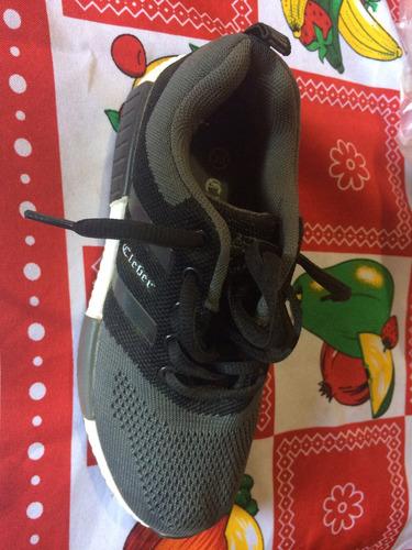 zapatillas cleber . nuevas