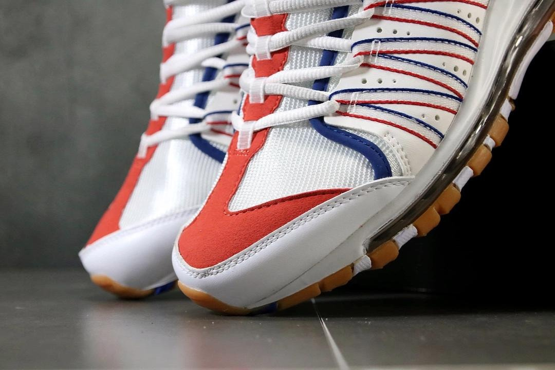Zapatillas Clot X Nike Air Max 97 Haven Blanco Y Rojo 36 45