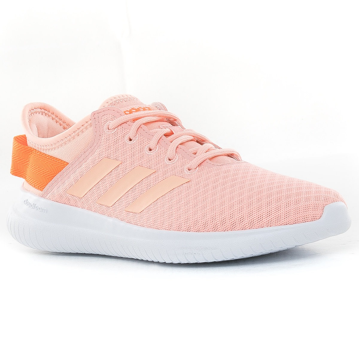 09a4ec97a14 zapatillas cloudfoam qt flex rosa adidas. Cargando zoom.
