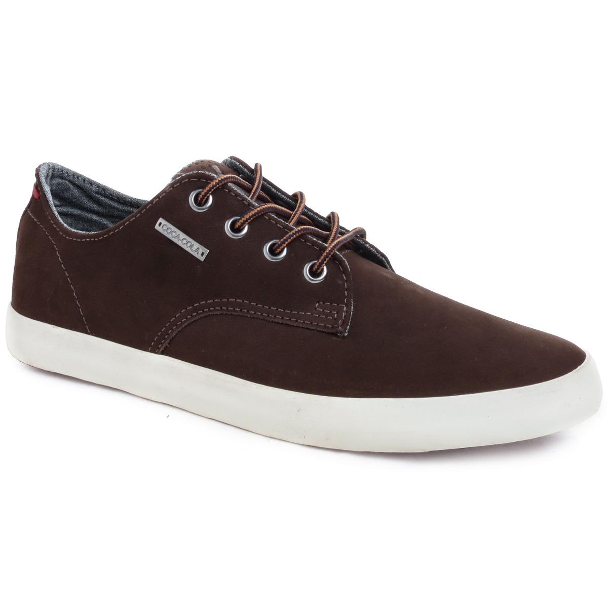 2859d6d63a zapatillas coca cola shoes guinter cuero urbana moda hombre. Cargando zoom.