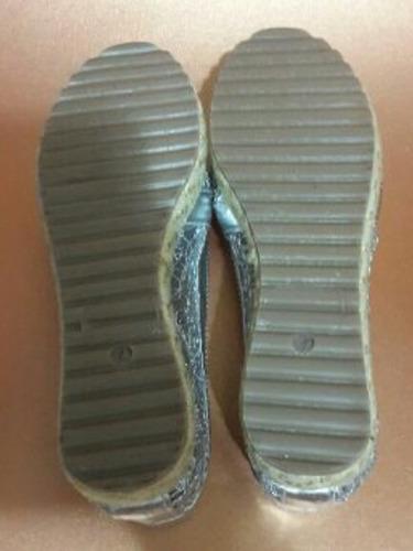 zapatillas cocuiza plataforma para dama moda colombiana