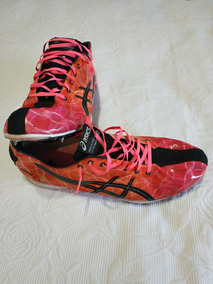zapatillas clavos atletismo asics