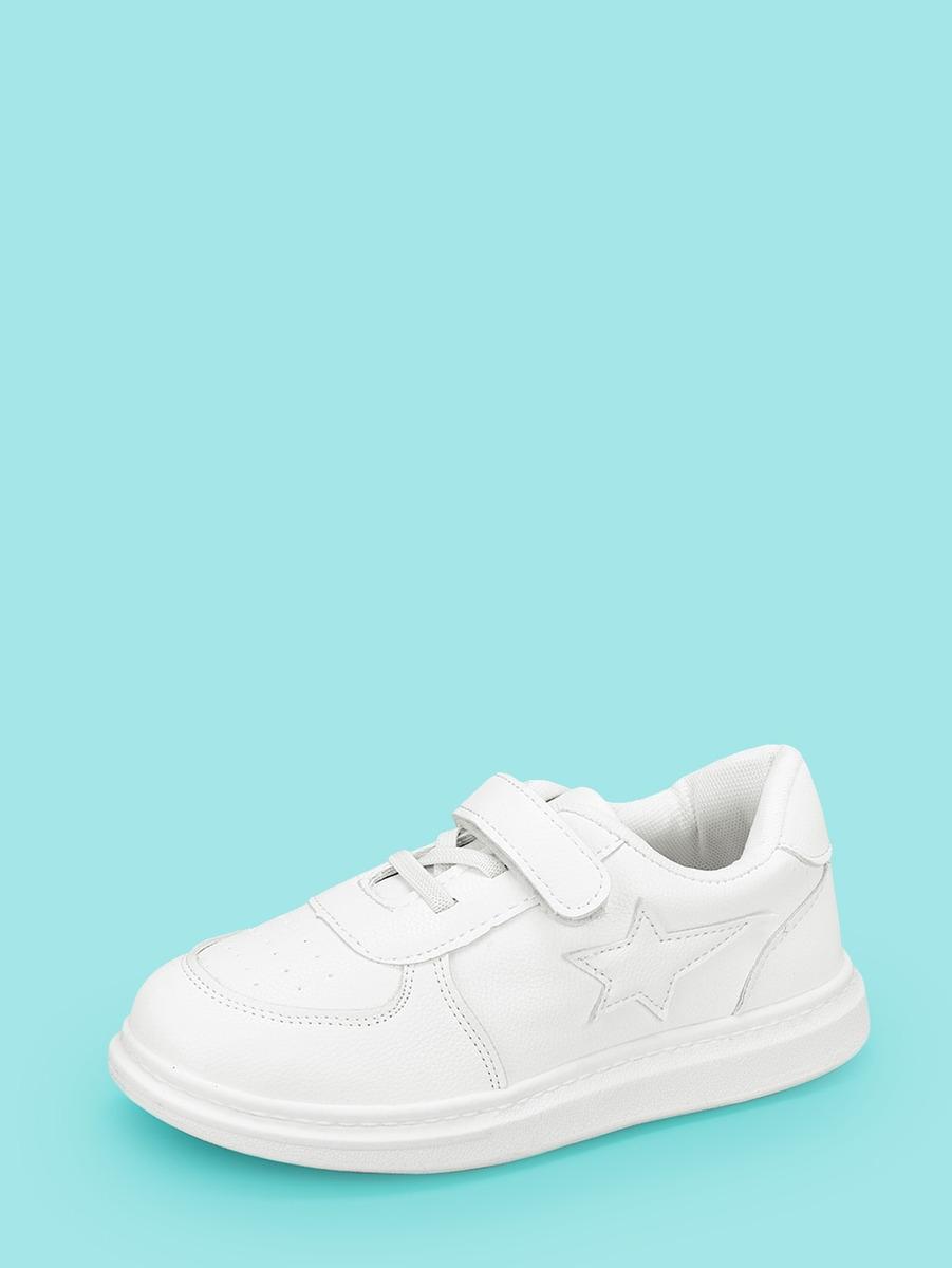 el precio más bajo 72a20 178d5 Zapatillas Con Cordones Para Niños Pequeños De Star Decor