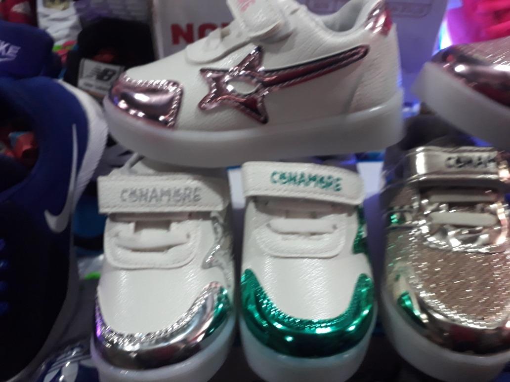 98ce9d18c zapatillas con luces para niños venta por docena. Cargando zoom.