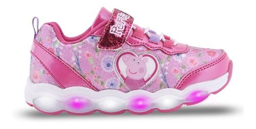 zapatillas con luces peppa pig footy 958 959 mundo manias