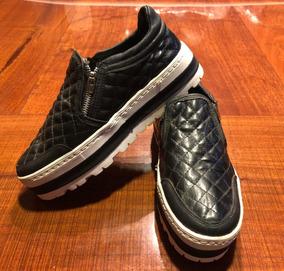 e9f06e11583 Zapatillas Panchitas Con Plataforma - Ropa y Accesorios en Mercado ...