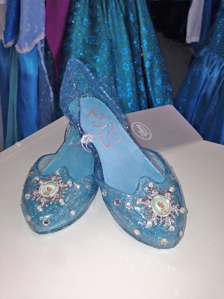Disfraz Elsa Disney Zapatos Con Frozen Zapatillas Luz Store 5REvaw