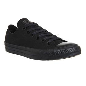 Zapatillas Converse All Star !!! Negro Negro! 100% Original!