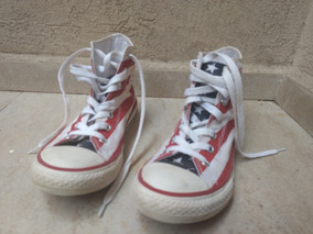 sobrina valores Responder  Zapatillas Converse Bandera De Inglaterra Ninos en Mercado Libre Argentina