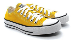 Zapatillas Converse All Star Chuck Taylor Amarillo X Pedido