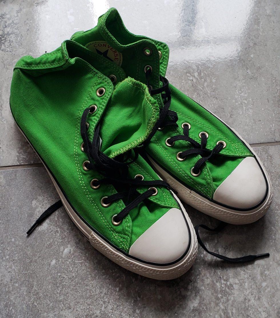 zapatillas converse all star chuck taylor nuevas talla 10 us. Cargando zoom. 07a74aa319ff3